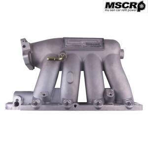Aluminum Intake Manifold K24A2 K20Z3 For Honda Civic 06-11 Acura TSX 04-08
