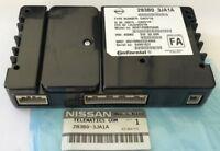 Infiniti NISSAN OEM 2014 QX60 Communication System-Control Module 283B03JA1A