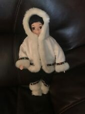1997 Royalton Porcelain Eskimo Doll