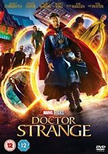 Marvels Doctor Strange  with Benedict Cumberbatch New (DVD  2016)