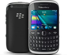 BlackBerry Curve 9320 - Black (Unlocked) Smartphone, GOOD, Free USB