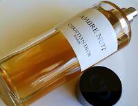 AUTHENTIC Dior Ambre Nuit Privee  (Eau de Parfum) - Sample NICH