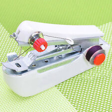 1pcs Practical Mini Handy Fabric Clothes Quick Stitch Handheld Sewing Tool UK