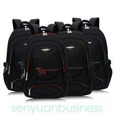 Men Boys Girls Retro Backpack Rucksack School College Travel Laptop Work Bag NEW