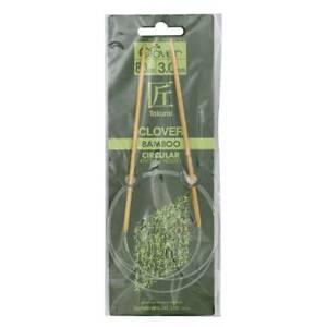 NEW Clover Circular Knitting Needle 80 cm By Spotlight