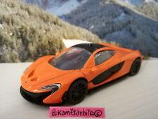 MCLAREN P1 Orange Arancione Novità! Scala 1:43 1/43 Nuova New BOXED