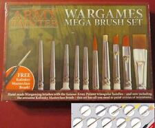 Army Painter Hobby Starter Mega Brush Set​ Supplies TAP ST5113