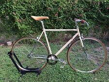 Mint Bianchi Pista Via Brera Bicycle Fixie Track Courier Bike 55cm