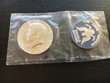 1965 Kennedy Half Dollar / Uncirculated / original un-opened US mint packaging