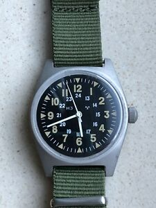 Orologio Militare H3 Hamilton,Manuale,USA!