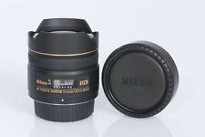 Nikon AF Fisheye Nikkor10,5mm f/2,8G ED DX vom Fotofachhändler
