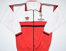 1990-1991 AC MILAN ADIDAS football jacket (taglia l)