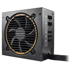be quiet! Pure Power 10 500W CM ATX PC Netzteil BN277 Kabelmanagement schwarz