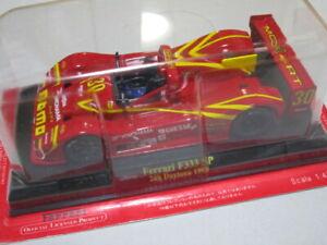 Ferrari F333 SP #30 24h Daytona 1998 IXO 1/43 Scale