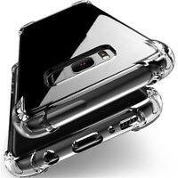 New 360° Shockproof Transparent Silicone Soft TPU Case Cover Skin For Nokia