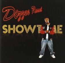 DIZZEE RASCAL - SHOWTIME  CD + DVD NEU