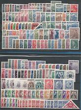 Böhmen & Mähren 1939-1945 ,  komplette Sammlung   **  !!