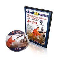Real Traditional Shaolin Kungfu Series - Shao Lin Pu Broadsword by Shi Deci DVD