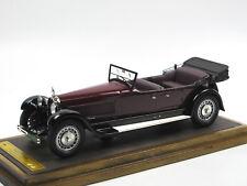 EMC 1927 Bugatti 41-100 Royale Phaeton Packard Body Version restaurée 2011 1/43