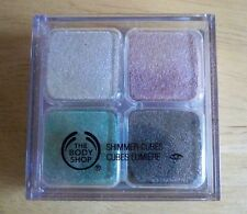 THE BODY SHOP SHIMMER CUBE EYE PALETTE #18 NEW UNOPENED