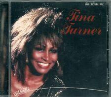 CD ALBUM 10 TITRES--TINA TURNER--TINA TURNER--1996