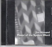 (DV935) Jim Almand, Power of the Spoken Word - 2001 DJ CD