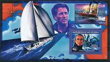GUINEE 2006 MNH SS, Ships, Loick peyron, French yachtsman, Sports -