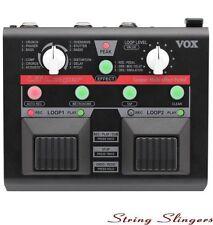 Vox VLL-1 Lil' Looper Multi effect Pedal, little looper