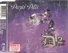 D-12 Purple Pills CD Single