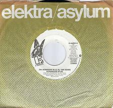 THE DOORS  Roadhouse Blues  rare promo 45 from 1978  JIM MORRISON