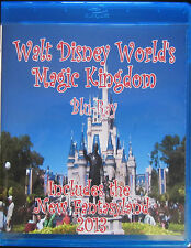 Walt Disney World's Magic Kingdom 2013 in Blu-Ray