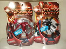 IRON MAN STEALTH OPERATION & PROTOTYPE  Exclusive Figures  VHTF