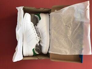 Adidas Stan Smith Prime Green UK Size 9 BNWT