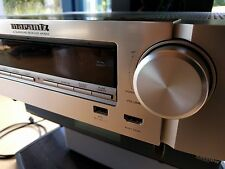 AV Surround Receiver Marantz NR1605 – silber-gold