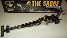 Tony Schumacher The Sarge 2016 Army NHRA Top Fuel Dragster 1/24 COA Auto World