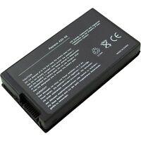 5200mAh A32-A8 Battery For Asus A8000 A8A A8M A8J N80 Z99DC X83V Pro80E A8Js