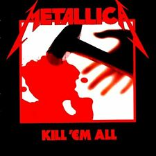 Metallica-Kill 'Em All-'83 SPEED METAL-NEW LP