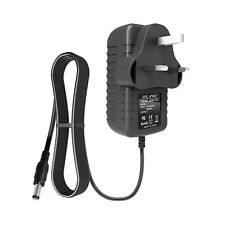 Replacement 9VDC 9V 500mA AC-DC Adaptor for Reebok Z9 Exercise Bike RE1-11900BK
