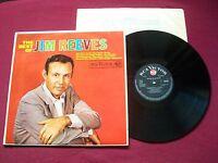 Jim Reeves -The Best Of Jim Reeves - 1964 UK Vinyl LP. RCA Victor RD7666 EX+/EX