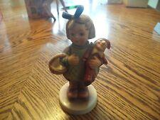 Goebel M.I. Hummel Figurine 422 Tmk6 What Now? Collector Club Piece