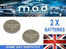 2 X BATTERIES FOR NISSAN NAVARA X-TRAIL JUKE QASHQAI NOTE KEY FOB CR2032