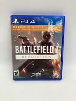 Battlefield 1 Revolution: (Playstation 4 Video Game) PS4