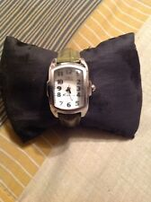 INVICTA LUPAH SE WOMENS WATCH GREEN LEATHER BAND