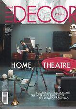 2015 10 - ELLE DECOR ITALIA - 10 2015 - N.10 - ANNO 26 - HOME THEATRE