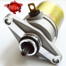 OEM STARTER MOTOR 10T GY6 50cc 60cc 139QMB CHINESE MOPED SCOOTER ZNEN BMX BOREEM