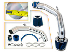99-05 BLUE VW Golf Jetta GTi 1.8T/2.0L Cold Air Intake Racing System + Filter