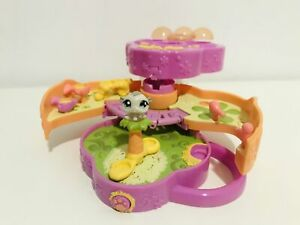 Littlest Pet Shop Micro Mini Pet with Playground Hasbro HTF VGC