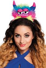 Little Monster Haarreif NEU - Karneval Fasching Hut Mütze Kopfbedeckung