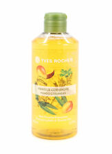 Yves rocher Relaxing ,Bath & Shower gel New 400 ML Mango Coriander  2 Pack