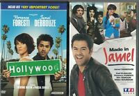 """LOT 2 DVD - HOLLYWOOD + MADE IN JAMEL (""""id=96#3"""")"""